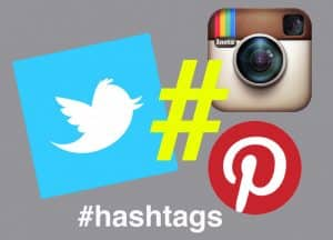 Strategie Hashtag Social Network