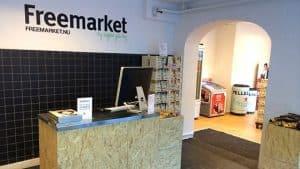 Negozio Freemarket Danimarca