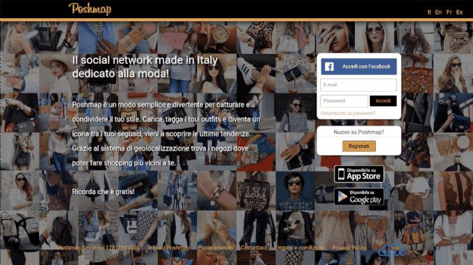 Arriva Poshmap, il nuovo social network dedicato alla moda