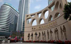 Free Trade Zone Cina